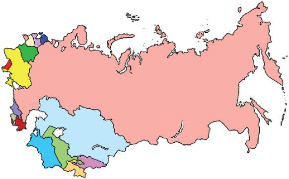 каково положение российских на постсоветском пространстве