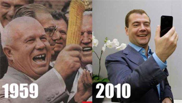 Хрущёв-Медведев